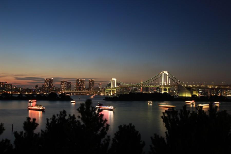 お台場レインボーブリッジ-Japan Nomad (5)
