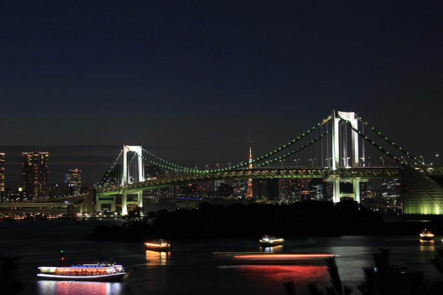 お台場レインボーブリッジ-Japan Nomad (6)