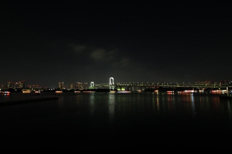 お台場レインボーブリッジ-Japan Nomad (7)