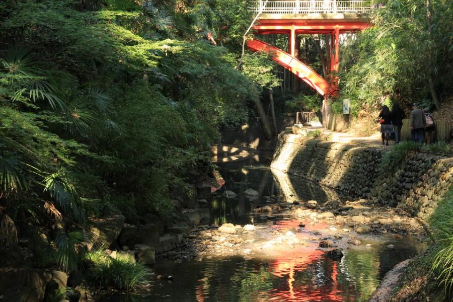 九品仏・等々力・百草園 (4)-Japan Nomad
