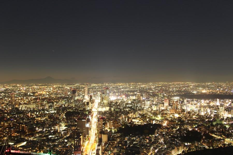 六本木ヒルズ展望-Japan Nomad (5)