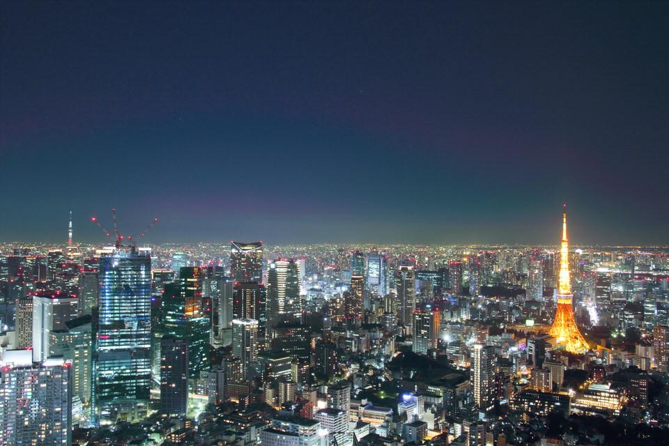 六本木ヒルズ展望-Japan Nomad (6)