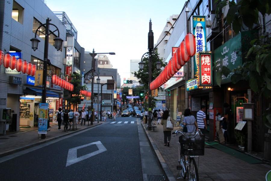 神楽坂まつり-Japan Nomad (1)