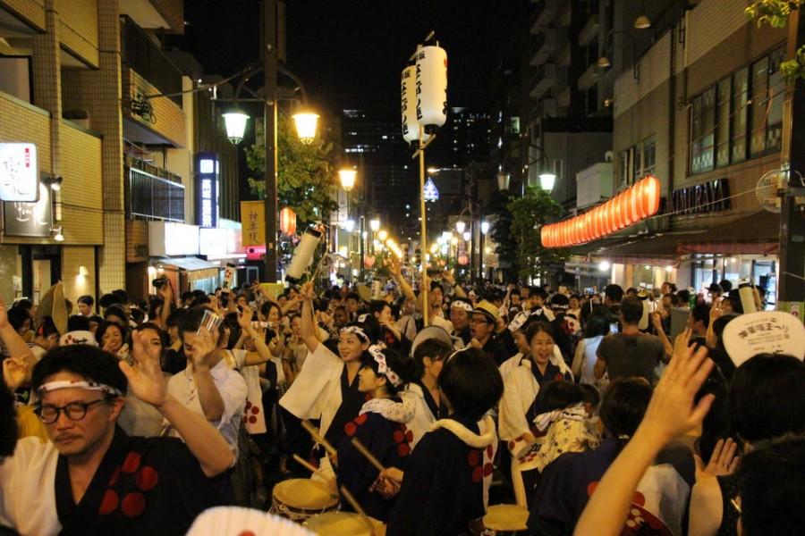 神楽坂まつり-Japan Nomad (10)