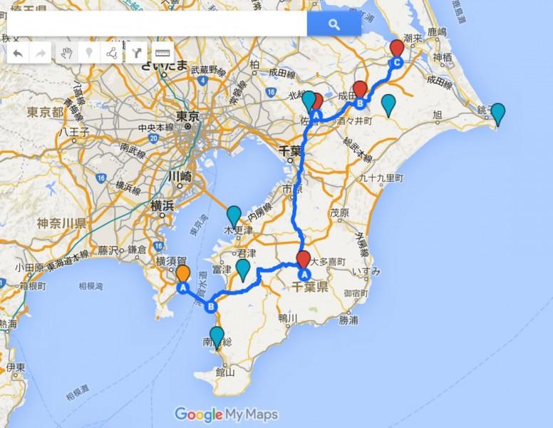 ルートラボ+グーグルマップ-Japan Nomad (14)