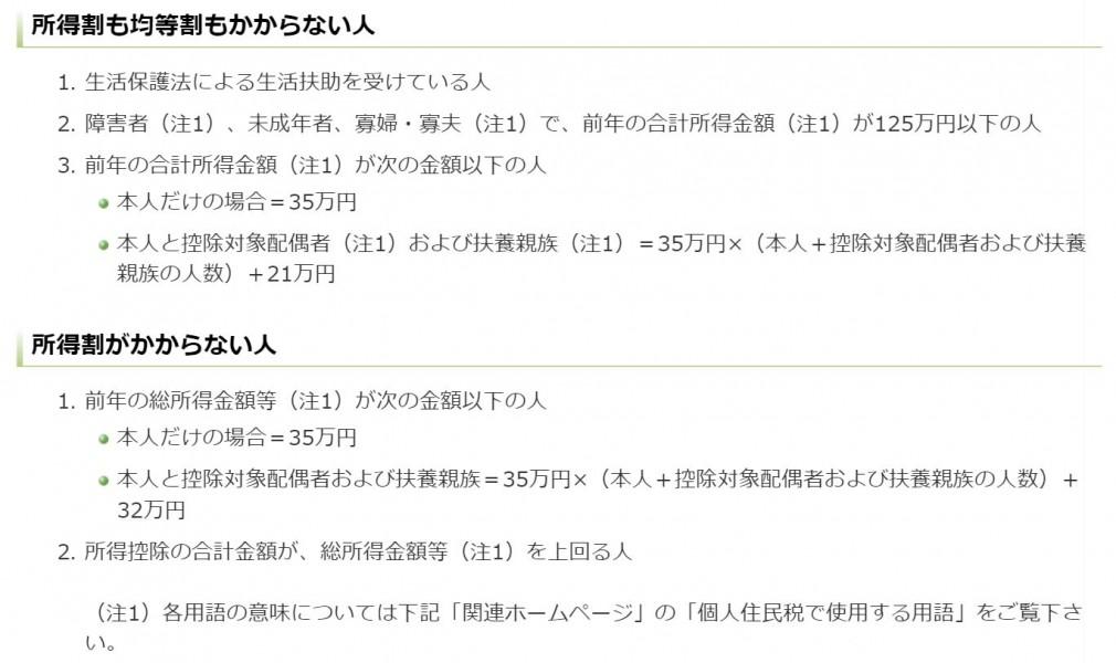 住民税-Japan Nomad (2)