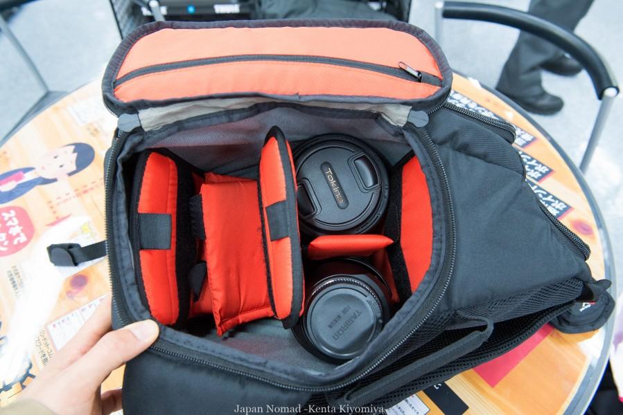日本一周で使うカメラバッグはこれだ!一眼レフの携帯方法を考えてみた-Japan Nomad (44)