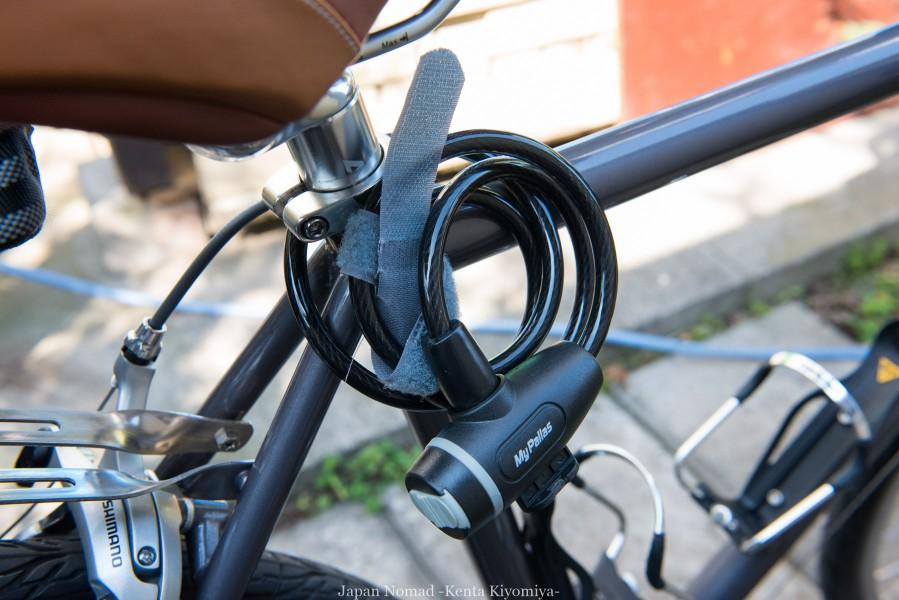 装備紹介【自転車】-Japan Nomad (21)