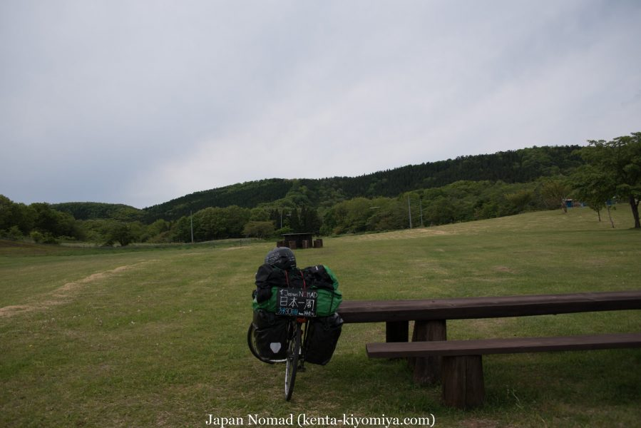 自転車日本一周30日目-Japan Nomad (2)