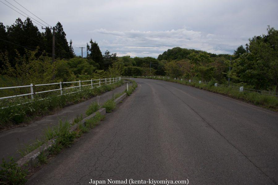 自転車日本一周30日目-Japan Nomad (3)