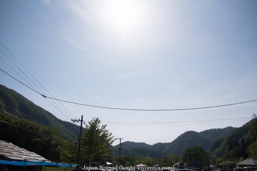 自転車日本一周32日目-Japan Nomad (23)