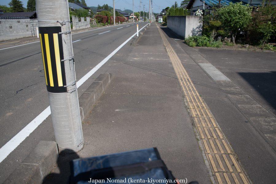 自転車日本一周32日目-Japan Nomad (24)