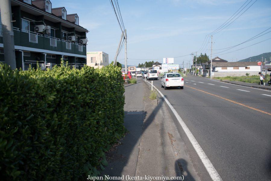 自転車日本一周32日目-Japan Nomad (26)