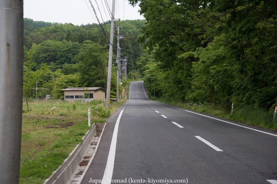 自転車日本一周32日目-Japan Nomad (3)