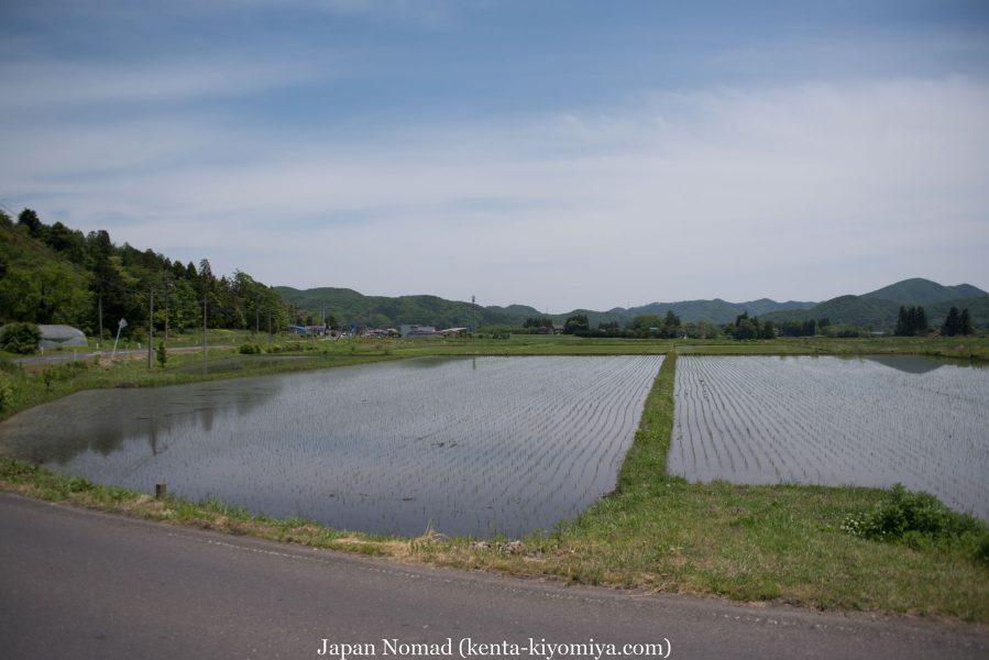 自転車日本一周32日目-Japan Nomad (7)