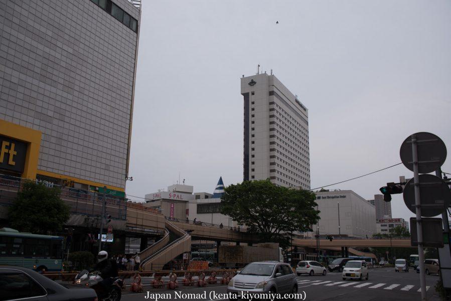 自転車日本一周33日目(仙台)-Japan Nomad (11)