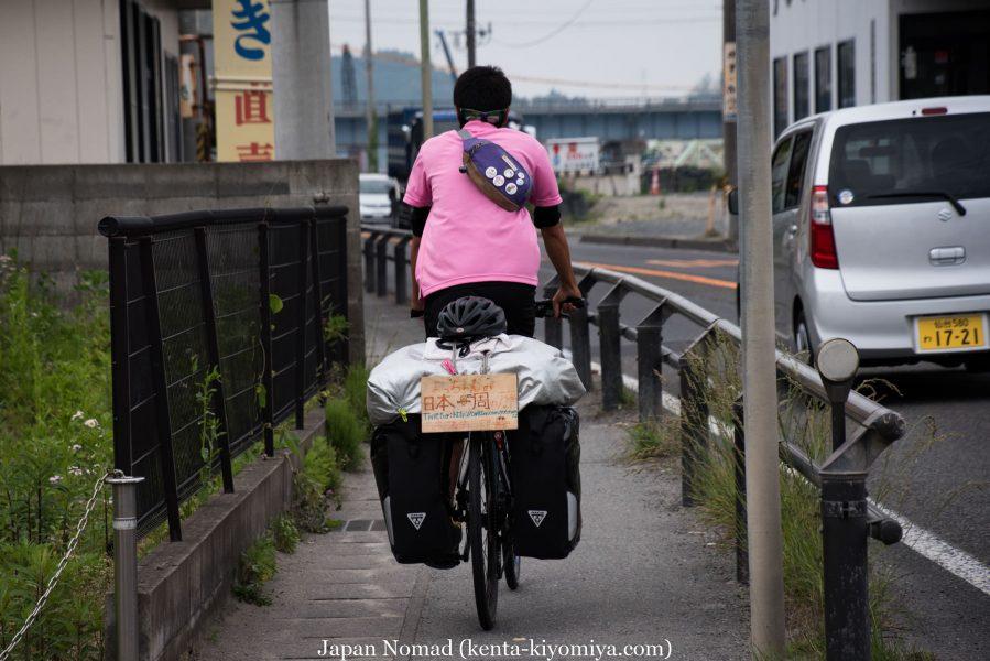 自転車日本一周34日目(松島)-Japan Nomad (29)