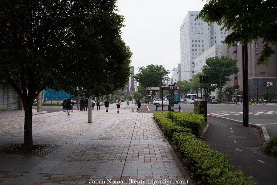 自転車日本一周34日目(松島)-Japan Nomad (4)