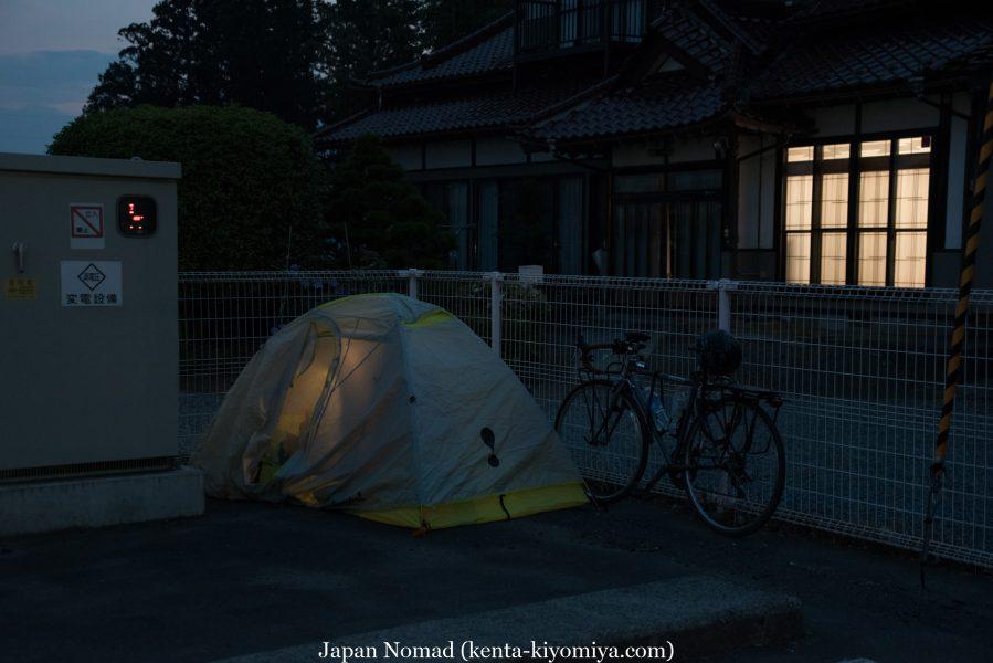 自転車日本一周34日目(松島)-Japan Nomad (50)