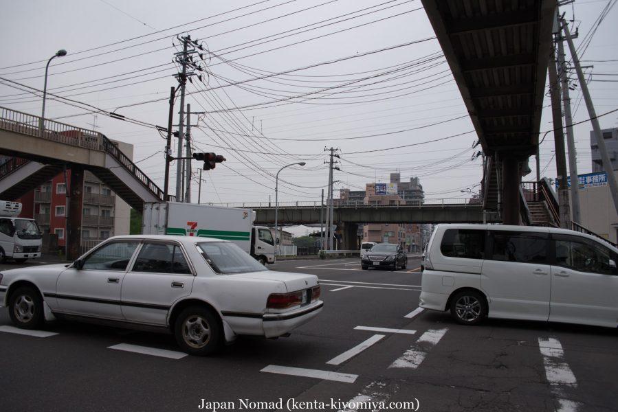 自転車日本一周34日目(松島)-Japan Nomad (6)