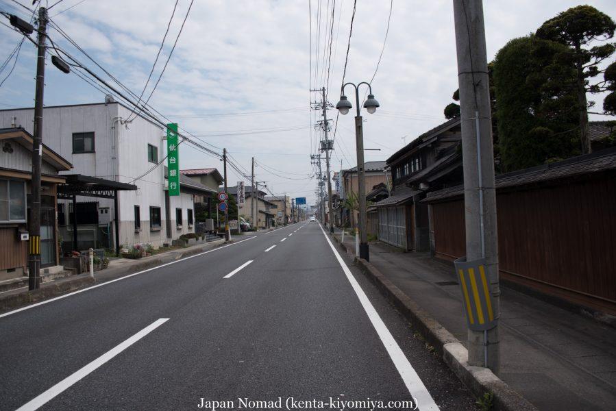 自転車日本一周35日目(ふたごの湯)-Japan Nomad (29)