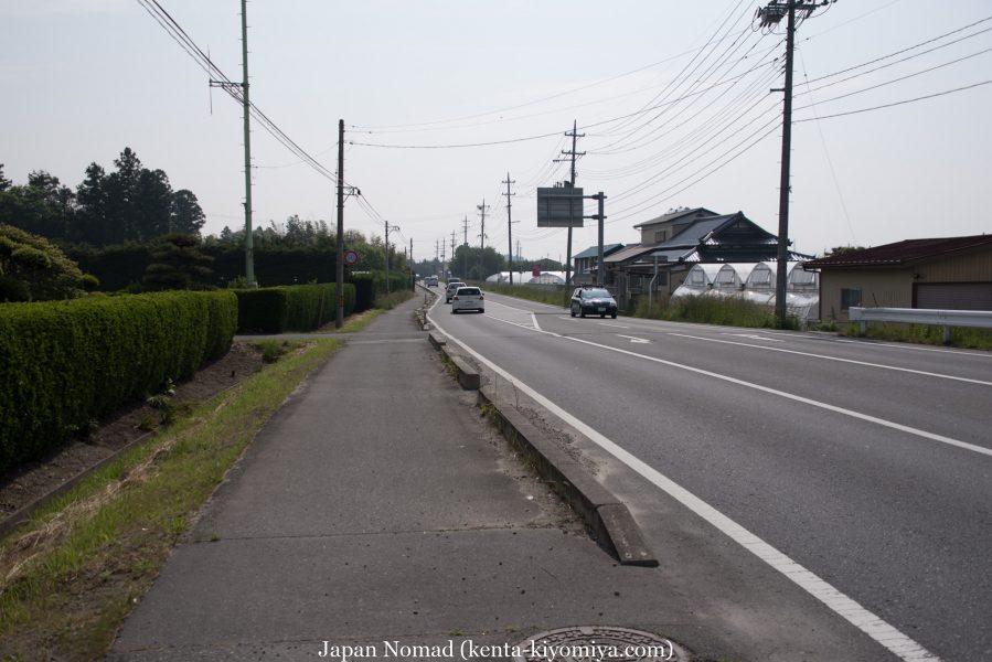 自転車日本一周35日目(ふたごの湯)-Japan Nomad (4)