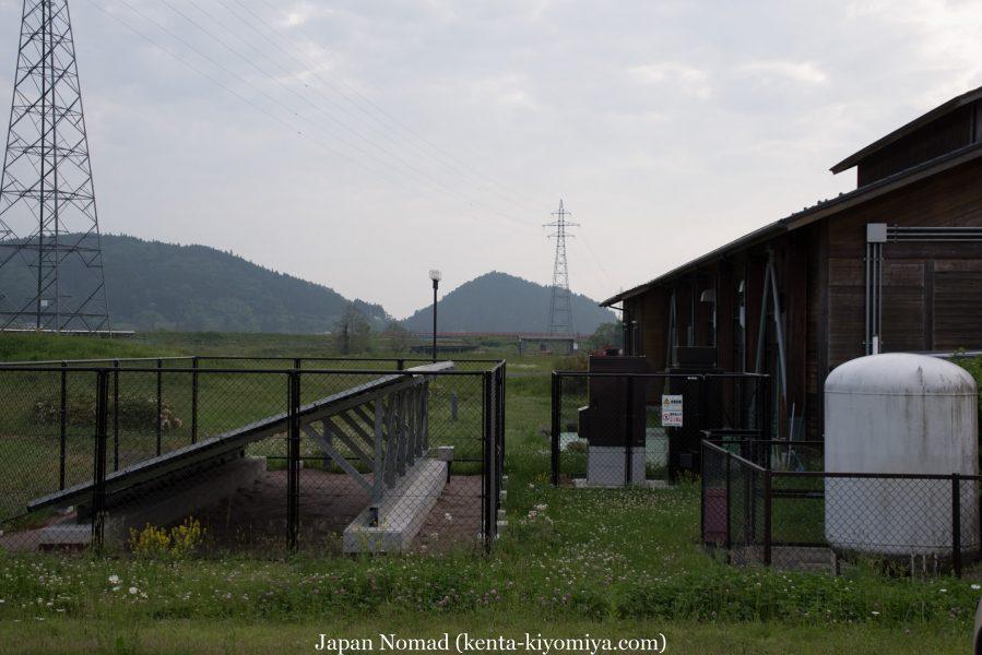 自転車日本一周35日目(ふたごの湯)-Japan Nomad (44)