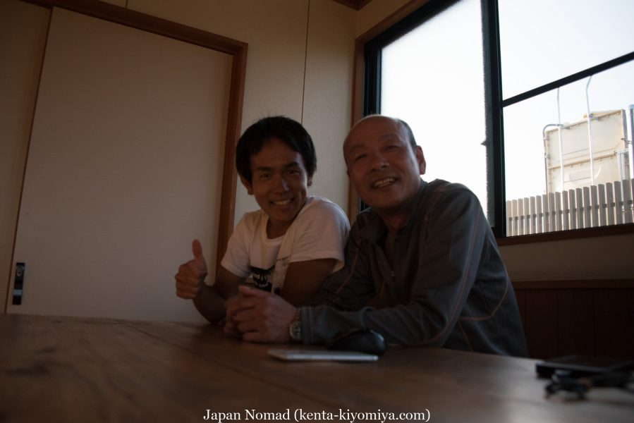 自転車日本一周38日目(猊鼻渓)-Japan Nomad  (1)