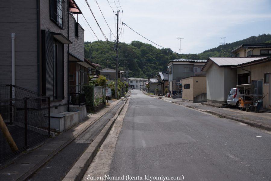 自転車日本一周38日目(猊鼻渓)-Japan Nomad  (21)