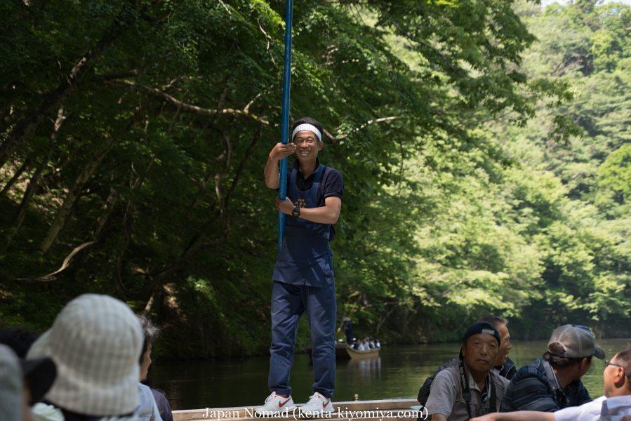 自転車日本一周38日目(猊鼻渓)-Japan Nomad  (36)