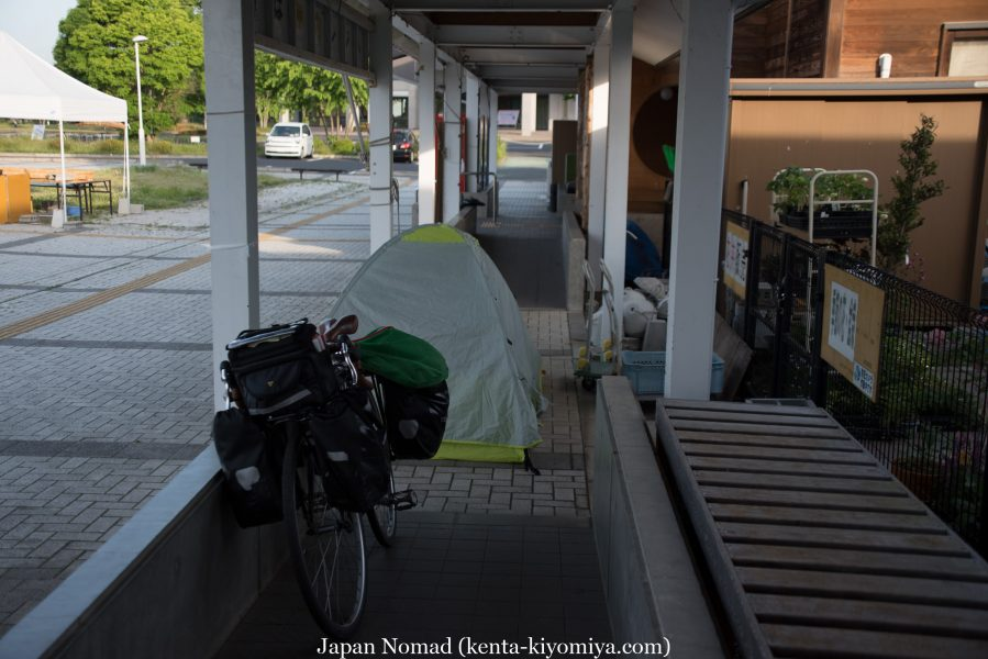 自転車日本一周38日目(猊鼻渓)-Japan Nomad  (5)