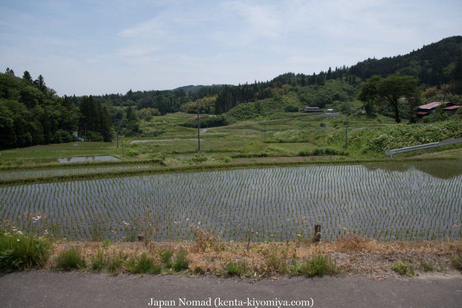自転車日本一周38日目(猊鼻渓)-Japan Nomad  (51)