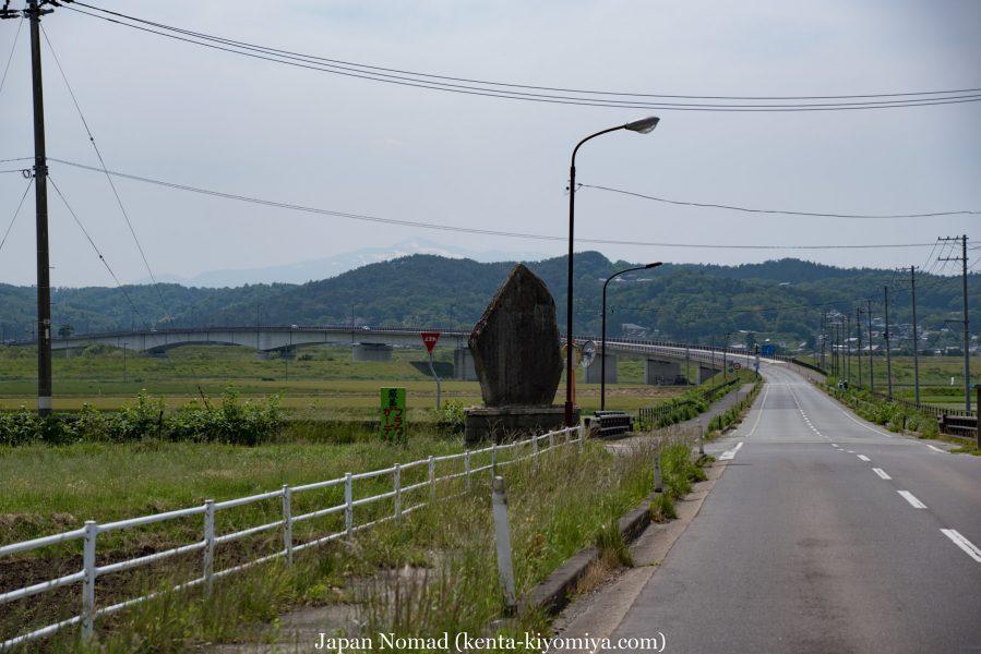 自転車日本一周38日目(猊鼻渓)-Japan Nomad  (55)