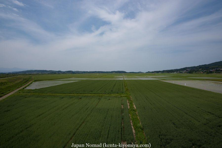 自転車日本一周38日目(猊鼻渓)-Japan Nomad  (59)