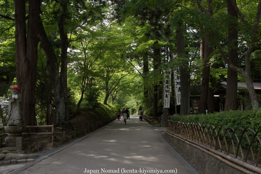 自転車日本一周38日目(猊鼻渓)-Japan Nomad  (66)