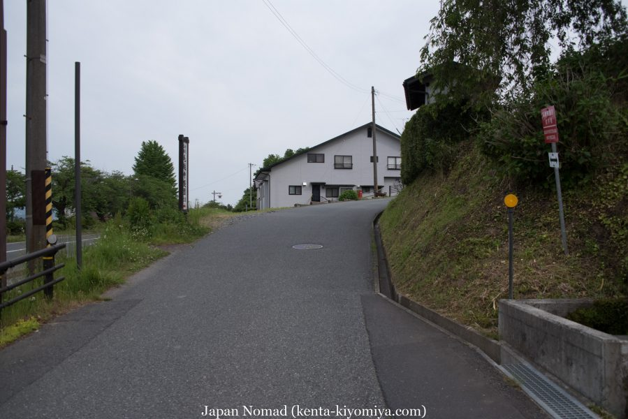 自転車日本一周38日目(猊鼻渓)-Japan Nomad  (69)