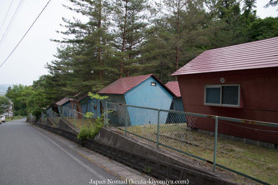 自転車日本一周38日目(猊鼻渓)-Japan Nomad  (77)