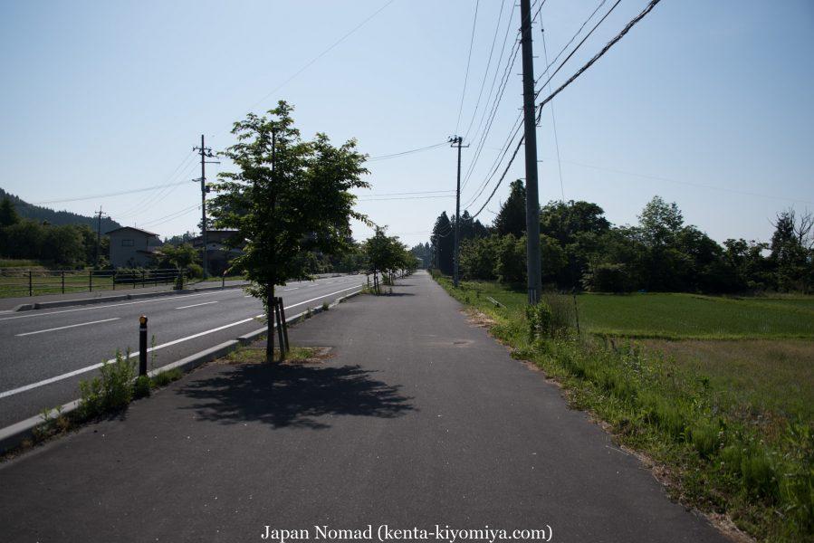 自転車日本一周38日目(猊鼻渓)-Japan Nomad  (9)