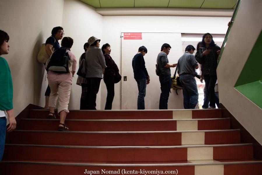 自転車日本一周39日目(マルカン・ソフトクリーム)-Japan Nomad (25)