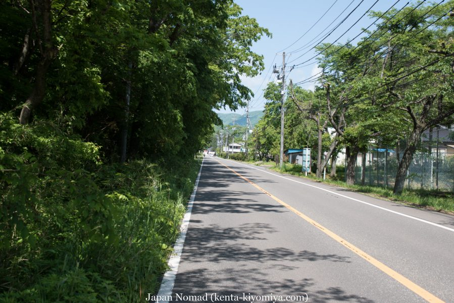 自転車日本一周31日目-Japan Nomad (11)