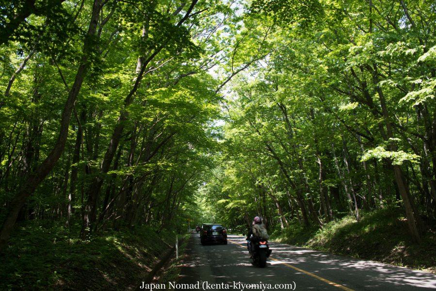 自転車日本一周31日目-Japan Nomad (16)