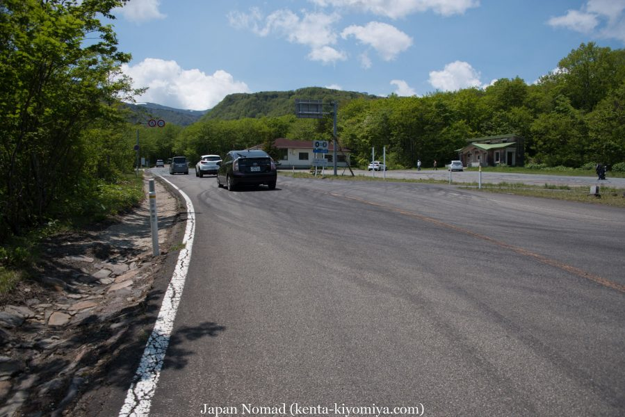 自転車日本一周31日目-Japan Nomad (25)