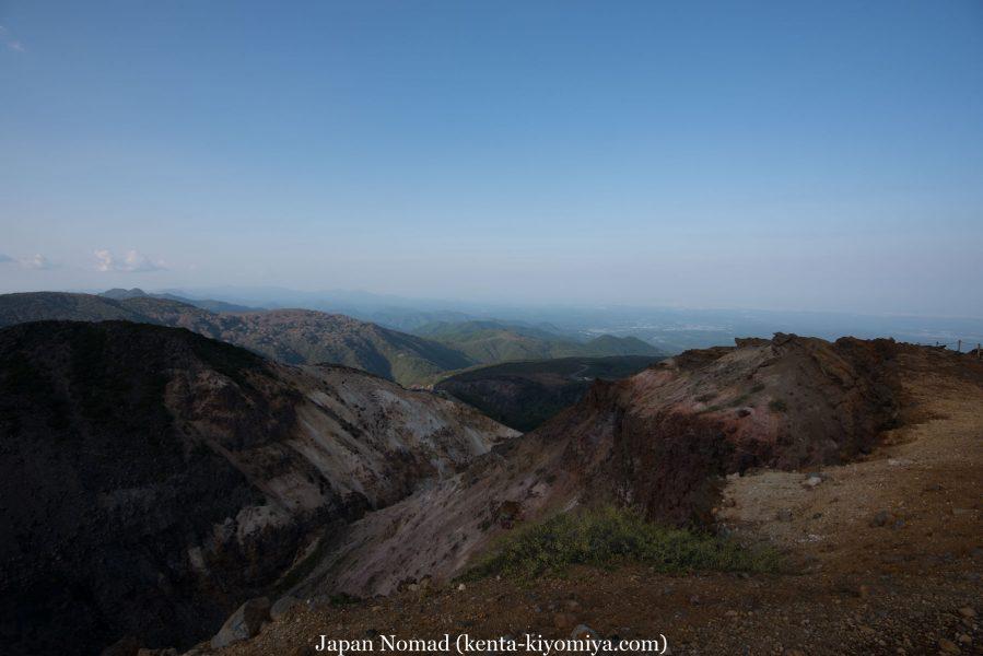 自転車日本一周31日目-Japan Nomad (71)
