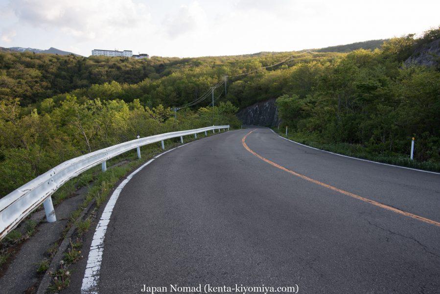 自転車日本一周31日目-Japan Nomad (75)