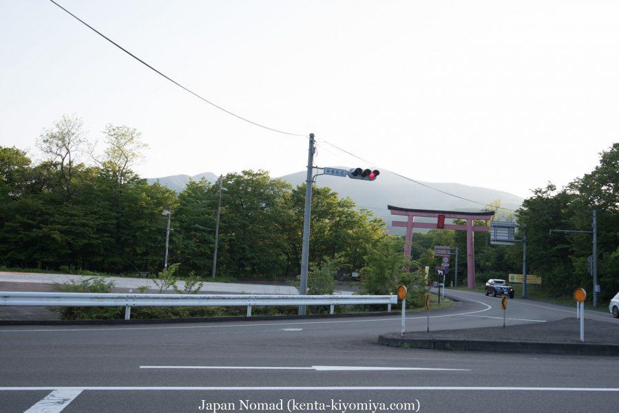 自転車日本一周31日目-Japan Nomad (76)
