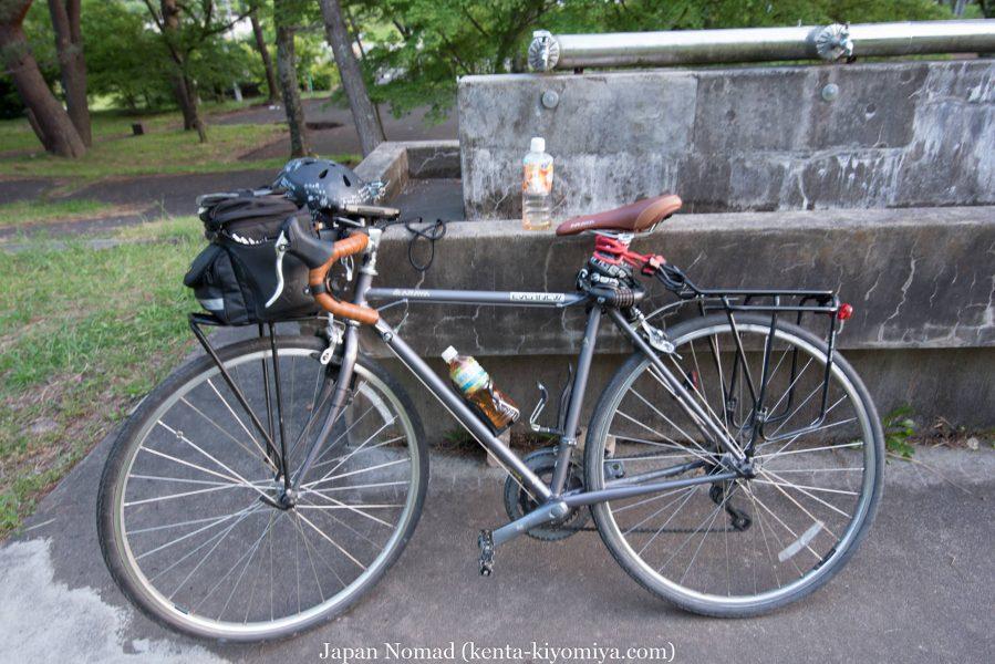 自転車日本一周31日目-Japan Nomad (78)