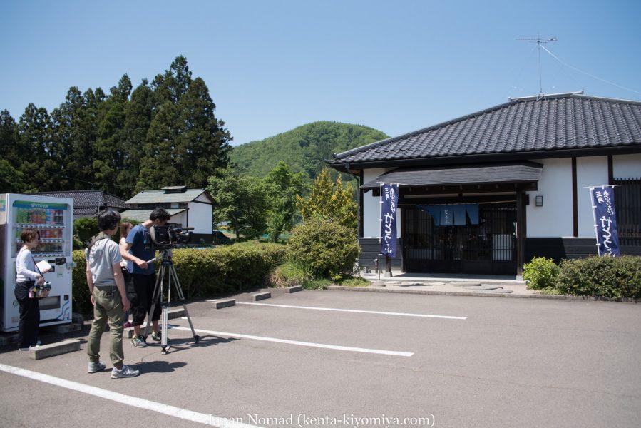 自転車日本一周32日目-Japan Nomad (13)