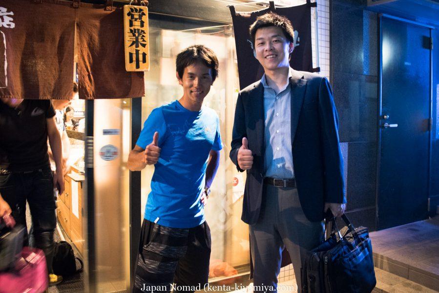 自転車日本一周32日目-Japan Nomad (33)