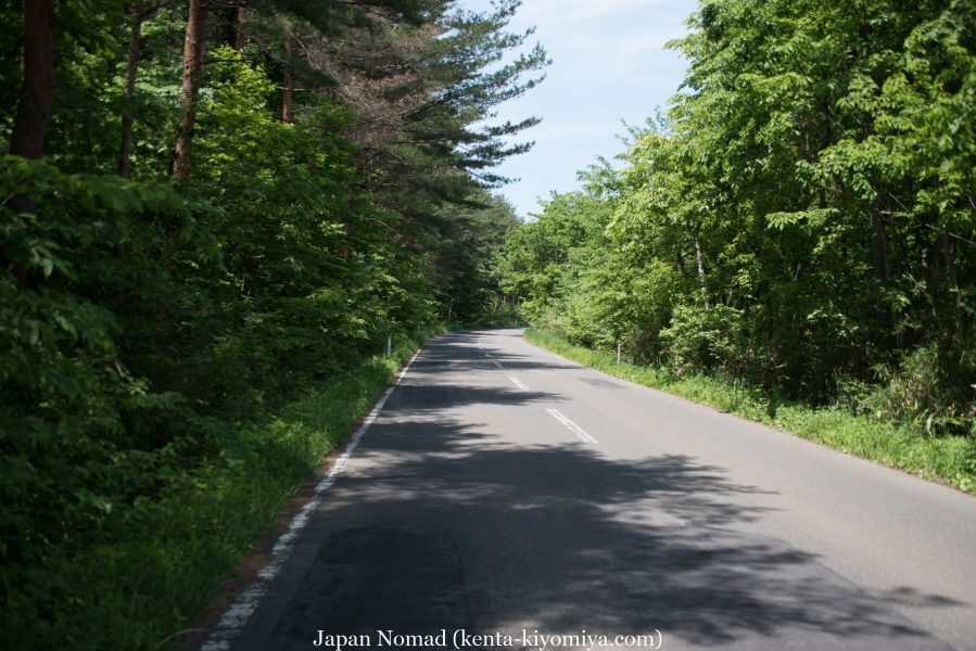 自転車日本一周32日目-Japan Nomad (8)