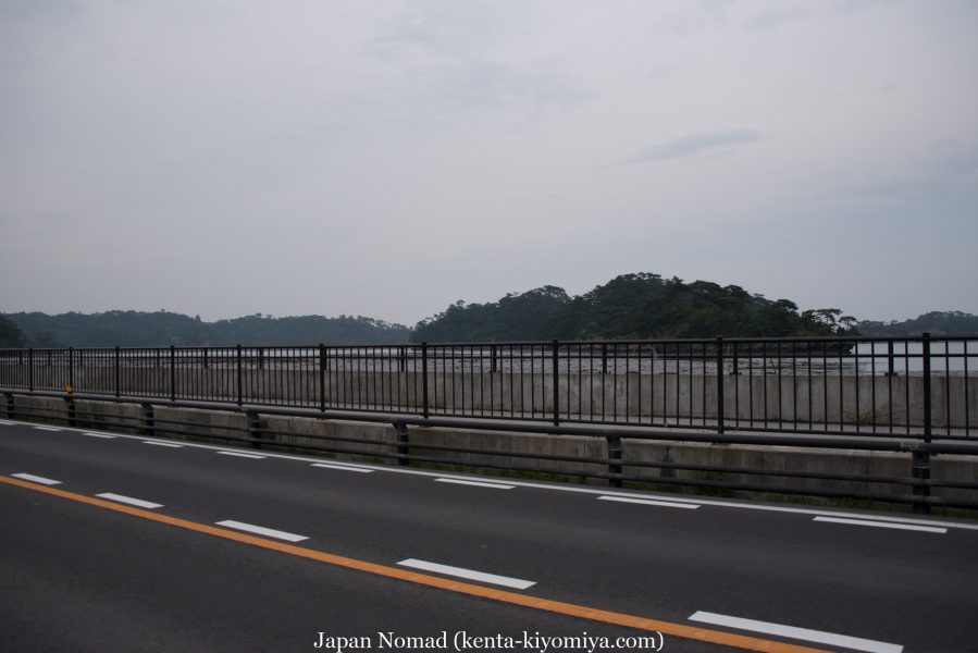 自転車日本一周34日目(松島)-Japan Nomad (10)
